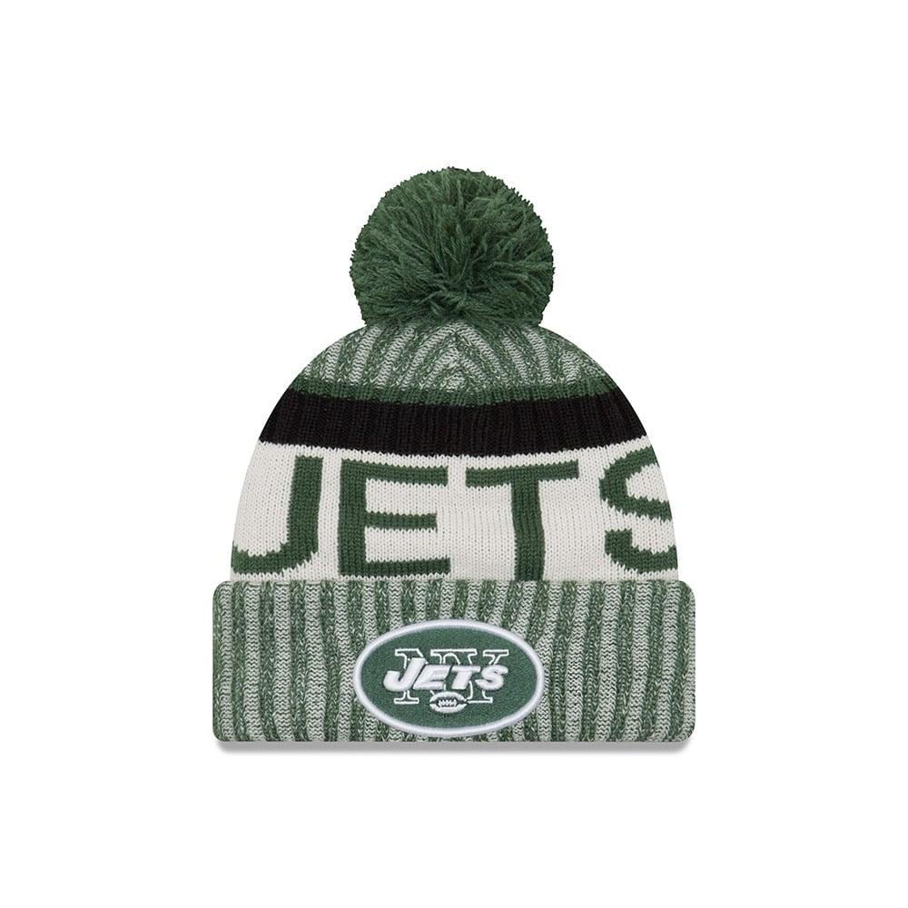 New Era NFL New York Jets 2017 Sideline Sport Knit - Headwear from ... f34ed3b72c4
