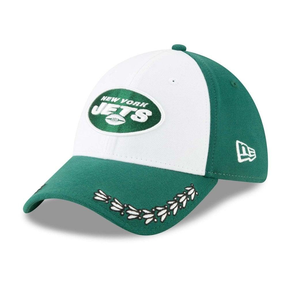 12386d1df New Era NFL New York Jets 2019 Draft 9Forty Adjustable Cap - Teams ...