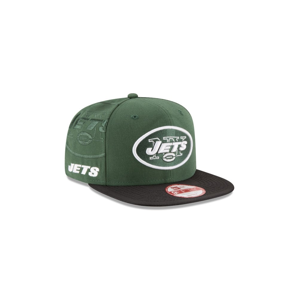 brand new 64716 f0906 ... reduced nfl new york jets 9fifty sideline snapback cap cd005 4e906