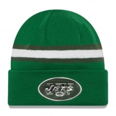 NFL New York Jets Colour Rush On Field Cuffed Knit