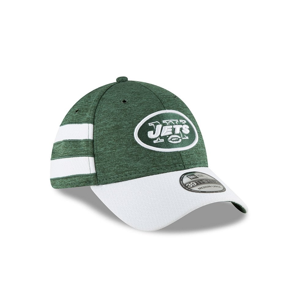 New Era NFL New York Jets Sideline 2018 39Thirty Cap - Teams from ... fbcb37961a3