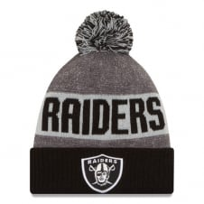 NFL Oakland Raiders 2016 Youth Sideline Official Sport Knit