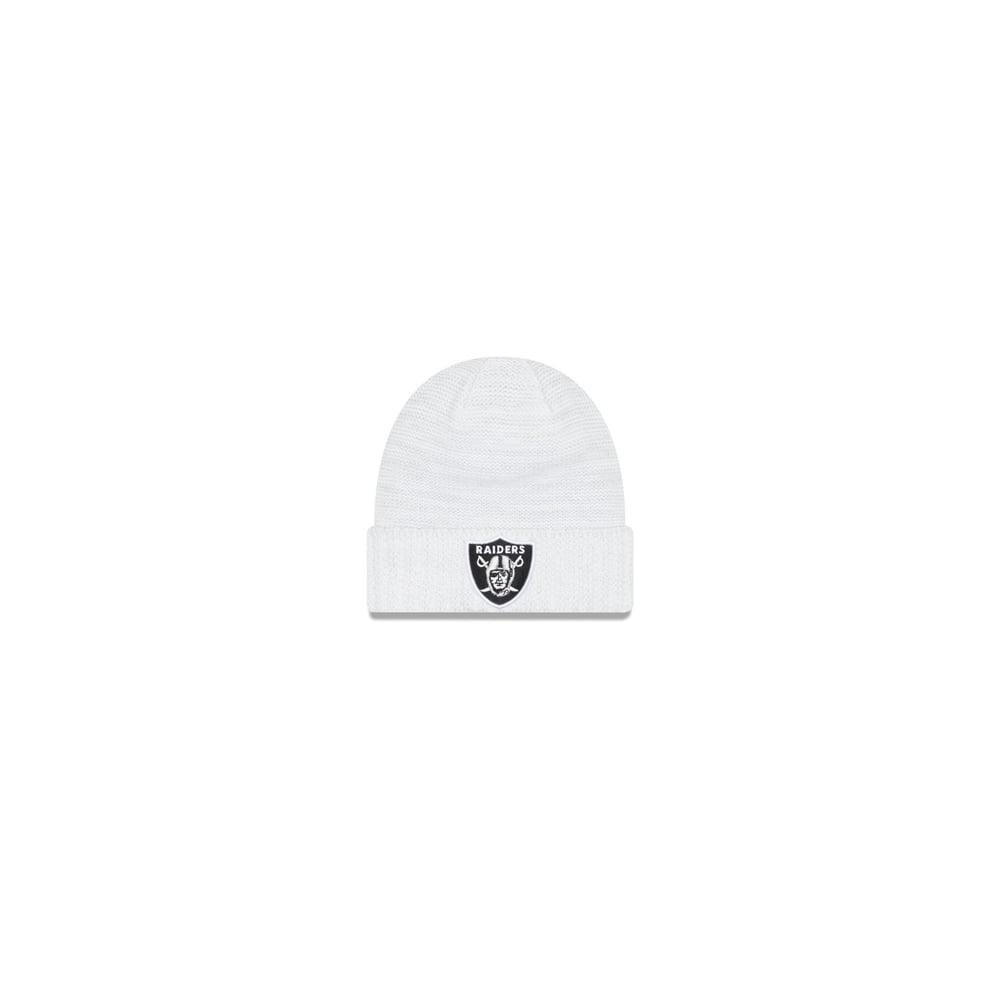 buy online f2d35 9d771 New Era NFL Oakland Raiders 2017 Color Rush Knit