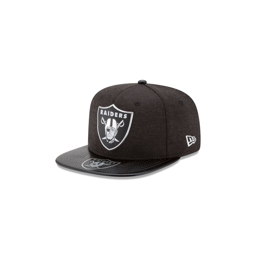 outlet store 0d163 ac63d NFL Oakland Raiders 2017 Draft 9Fifty Snapback Cap