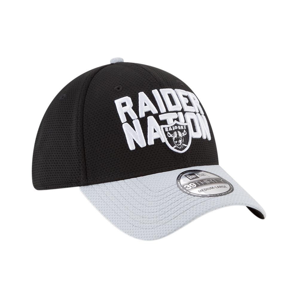 b24f399f2 New Era NFL Oakland Raiders 2018 Draft Spotlight 39Thirty Cap ...