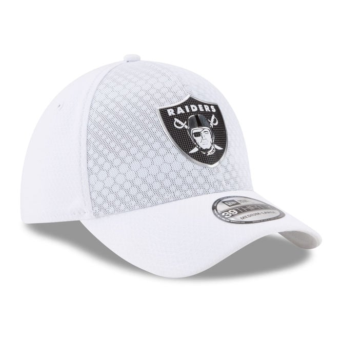 New Era NFL Oakland Raiders 39Thirty 2017 Color Rush Cap - Teams ... 6d11b59bf660