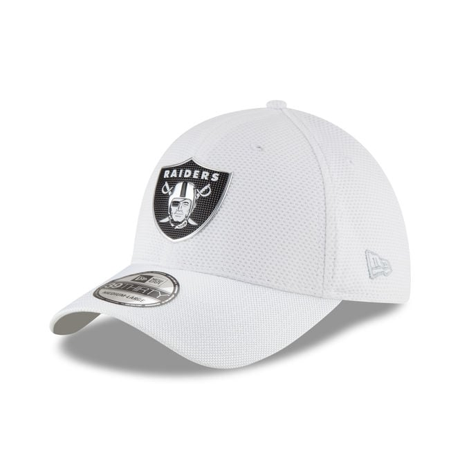 New Era NFL Oakland Raiders 39Thirty Colour Rush On Field Cap