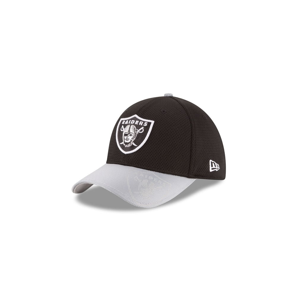 53bfccea New Era NFL Oakland Raiders 39Thirty Sideline Cap - Teams from USA ...