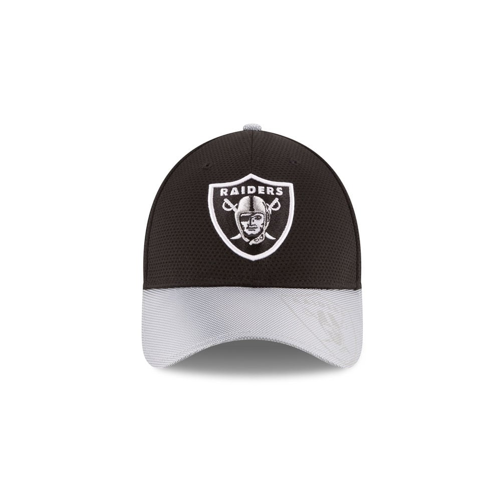 New Era NFL Oakland Raiders 39Thirty Sideline Cap - Teams from USA ... d06d9149b38