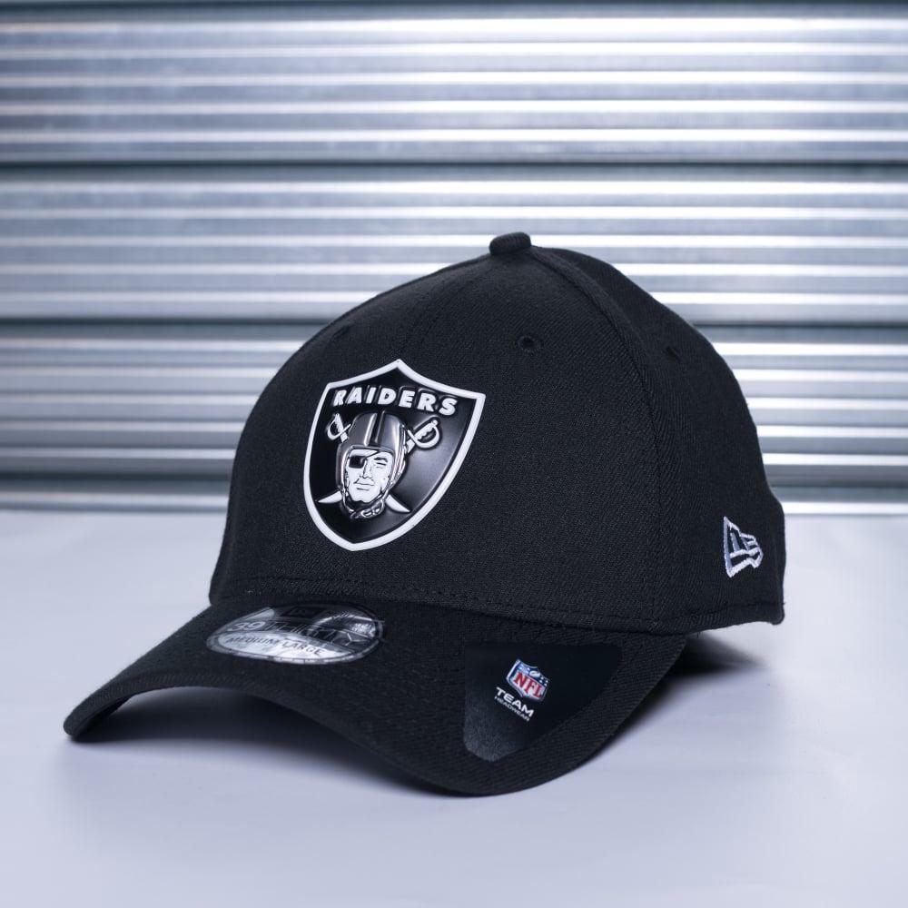 776fd257900995 New Era NFL Oakland Raiders 39Thirty Team Weld Cap - Teams from USA ...