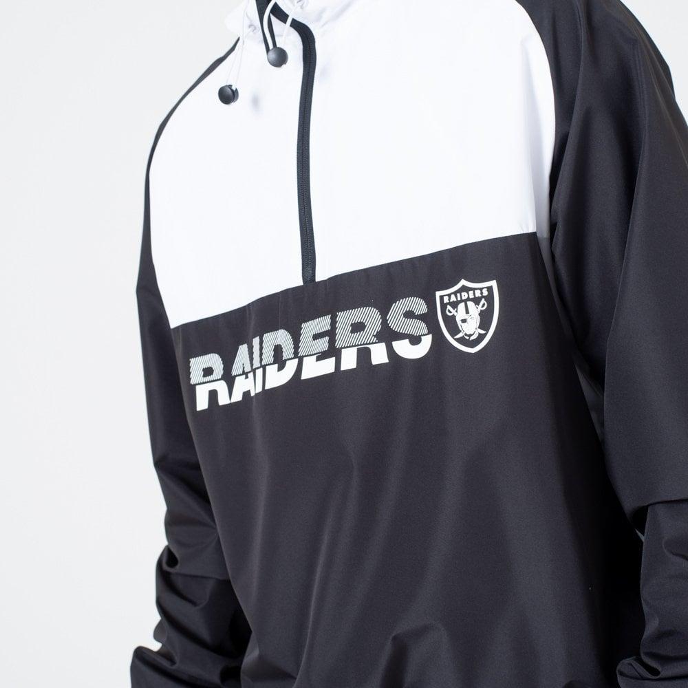 best website 71e84 69e29 NFL Oakland Raiders Colour Block Windbreaker