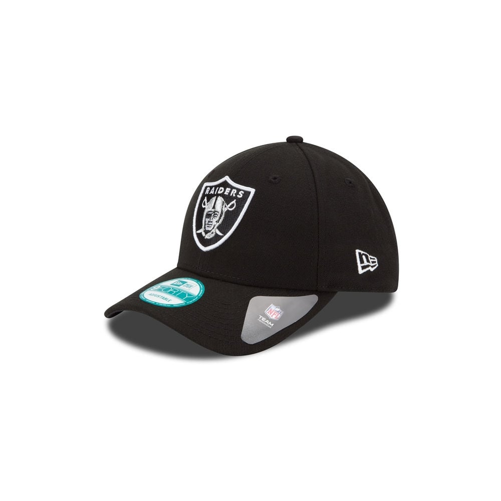 bb99605cc62 New Era NFL Oakland Raiders The League 9Forty Adjustable Cap - Teams ...