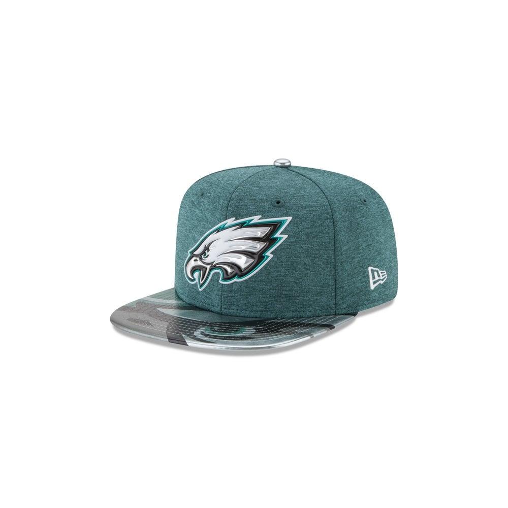 New Era NFL Philadelphia Eagles 2017 Draft 9Fifty Snapback Cap ... 8ee77991631