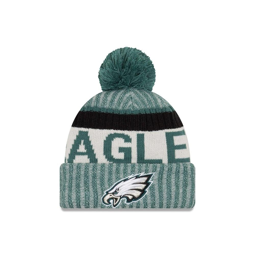 844ca324a New Era NFL Philadelphia Eagles 2017 Sideline Sport Knit - Headwear ...