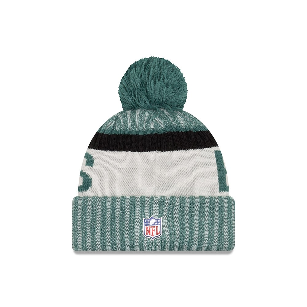 22455d60695 ... new york yankees bobble beanie grey graphite black hyped sports f63ef  eb593  canada nfl philadelphia eagles 2017 sideline sport knit 8114e 22dfc