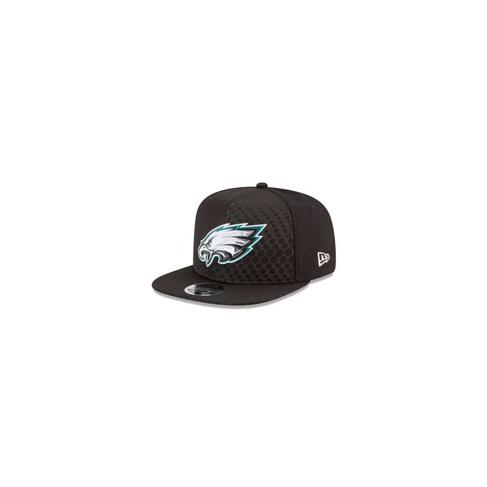 fd6da2e55 NFL Philadelphia Eagles 9Fifty 2017 Color Rush Original Fit Snapback Cap