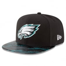 NFL Philadelphia Eagles 9Fifty Colour Rush On Field Original Fit Snapback Cap