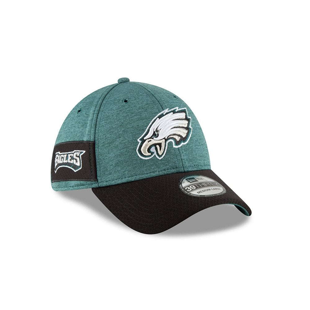 1f691303daa New Era NFL Philadelphia Eagles Sideline 2018 39Thirty Cap - Teams ...