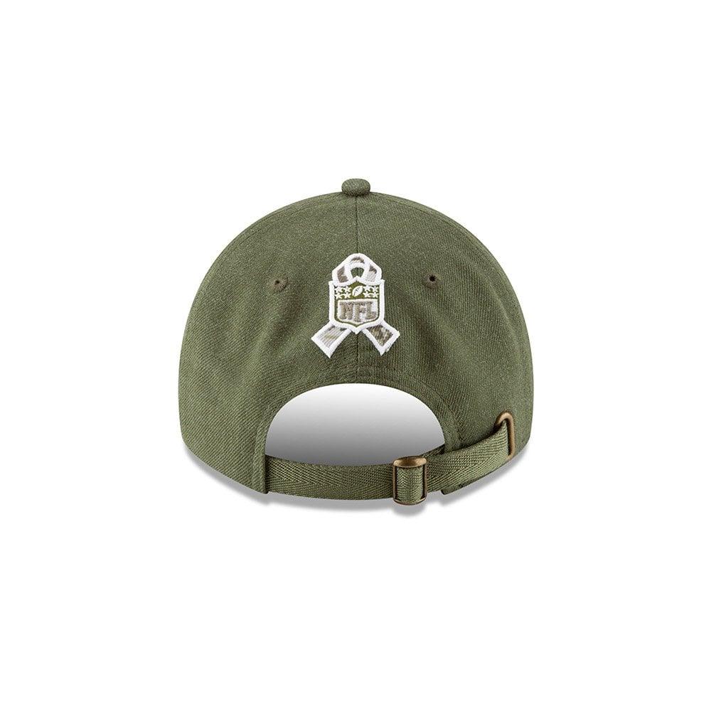 NFL Pittsburgh Steelers 2018 Salute to Service Sideline 9Twenty Adjustable  Cap 0819c74fa