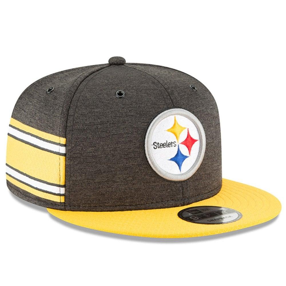 New Era NFL Pittsburgh Steelers 2018 Sideline 9Fifty Snapback ... 8fa616ffc