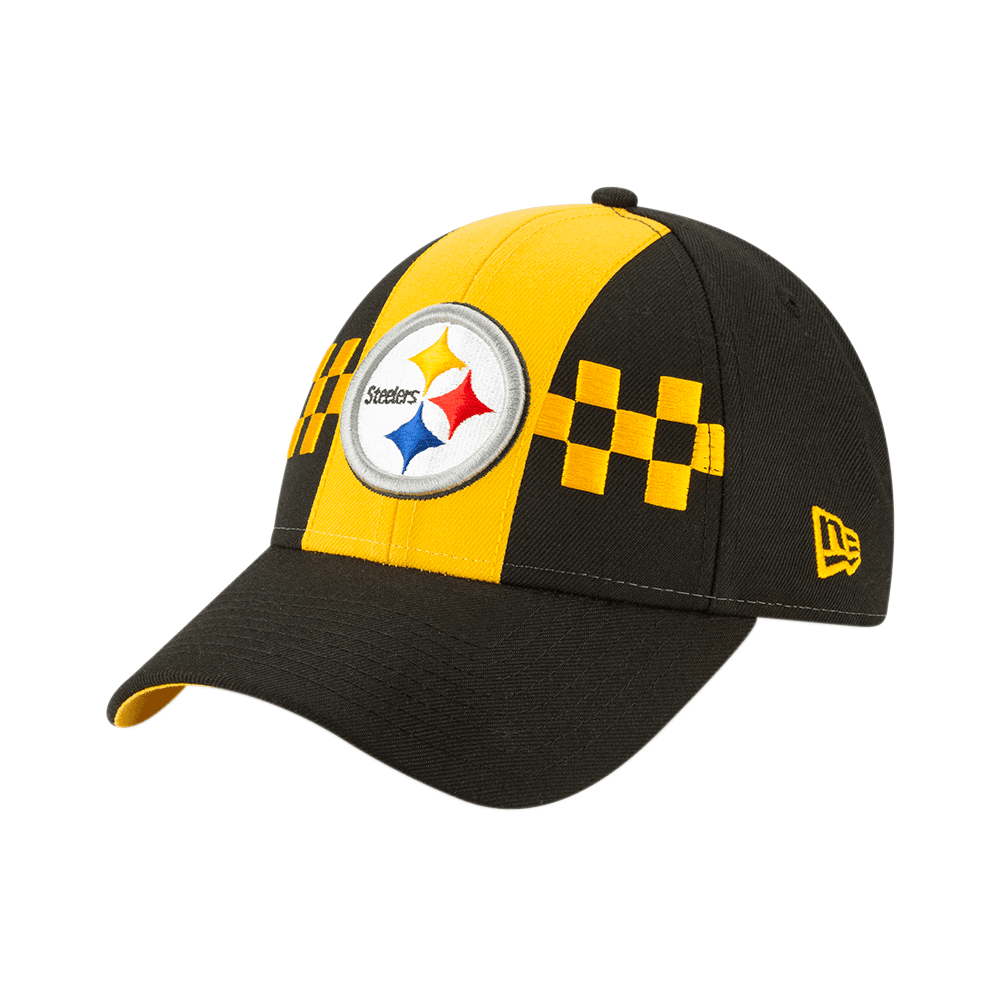 uk availability 45383 cc2b8 NFL Pittsburgh Steelers 2019 Draft 9Forty Adjustable Cap