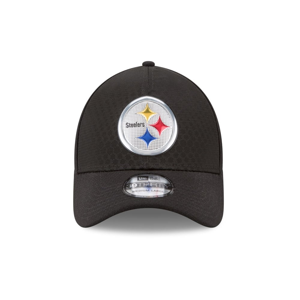 New Era 39Thirty Cap NFL 2017 SIDELINE Pittsburgh Steelers