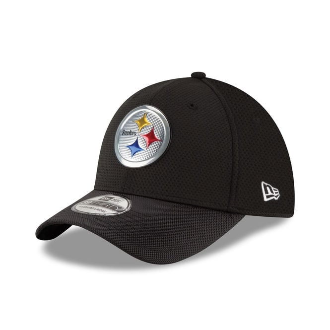 New Era NFL Pittsburgh Steelers 39Thirty Colour Rush On Field Cap