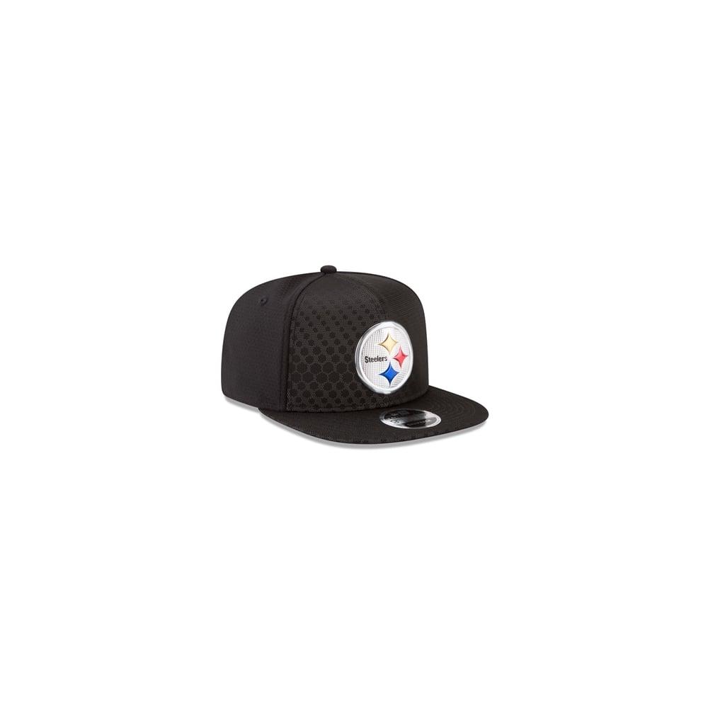 NFL Pittsburgh Steelers 9Fifty 2017 Color Rush Original Fit Snapback Cap 144041cd358