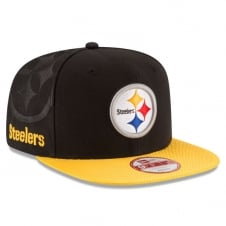 NFL Pittsburgh Steelers 9Fifty Sideline Snapback Cap