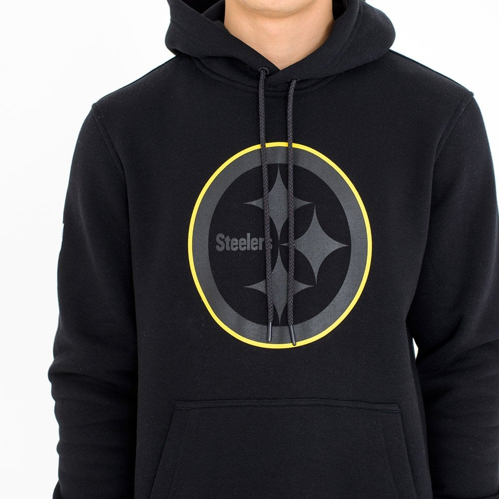 finest selection 46a91 709bf NFL Pittsburgh Steelers Fan Pack Hood