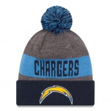 NFL San Diego Chargers 2016 Sideline Official Sport Knit