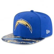 NFL San Diego Chargers 9Fifty Colour Rush On Field Original Fit Snapback Cap