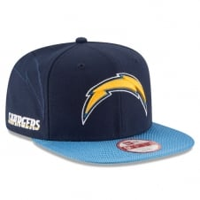 NFL San Diego Chargers 9Fifty Sideline Snapback Cap