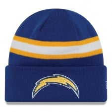 NFL San Diego Chargers Colour Rush On Field Cuffed Knit