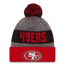 NFL San Francisco 49ers 2016 Sideline Official Sport Knit