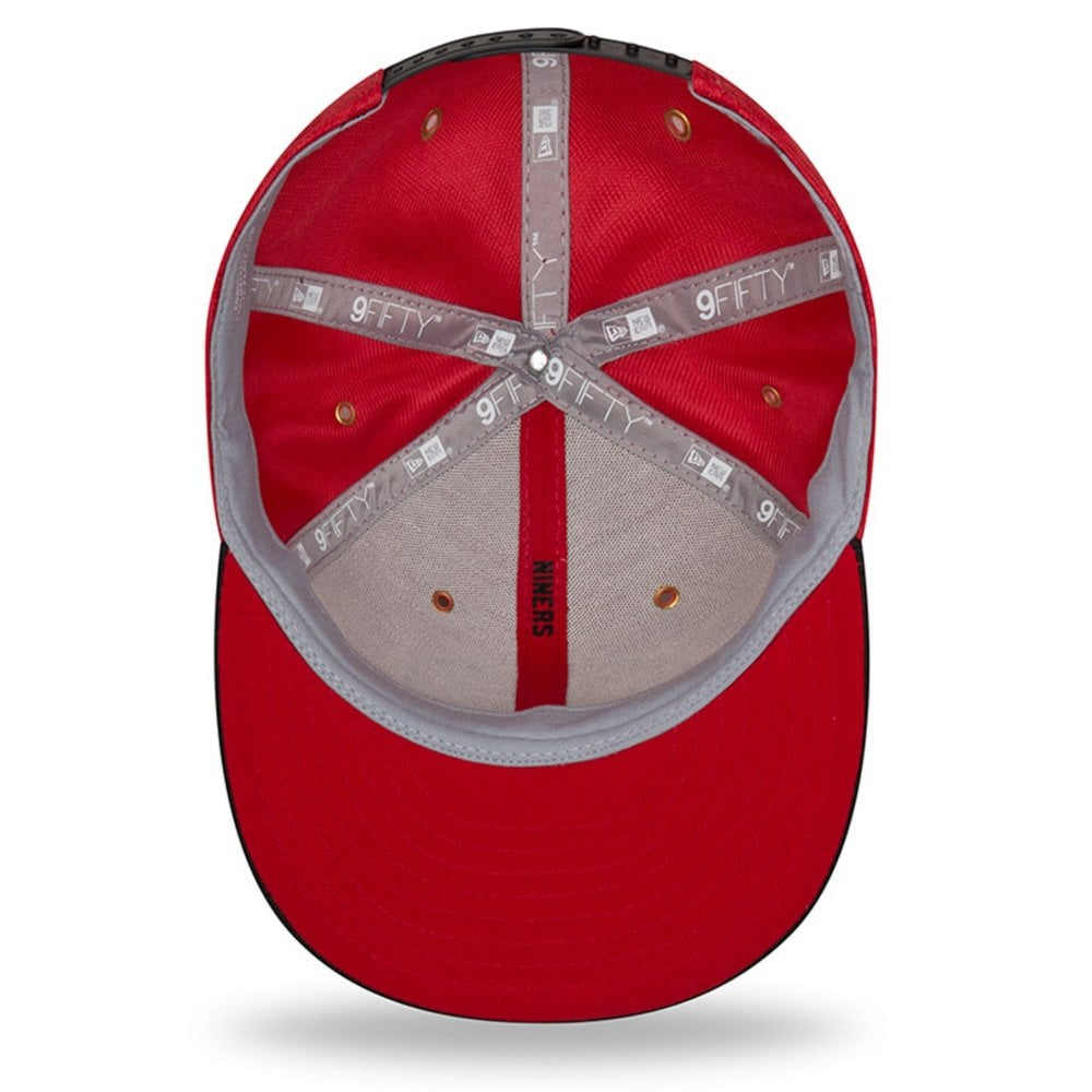 outlet store 41acd e6b7d ... new zealand nfl san francisco 49ers 2018 sideline 9fifty snapback b86d8  67378
