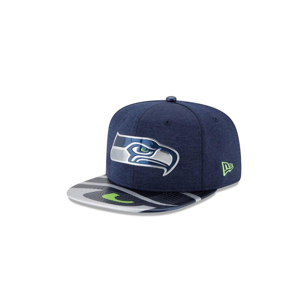 d3b059090 New Era NFL Seattle Seahawks 2017 Draft 9Fifty Snapback Cap ...