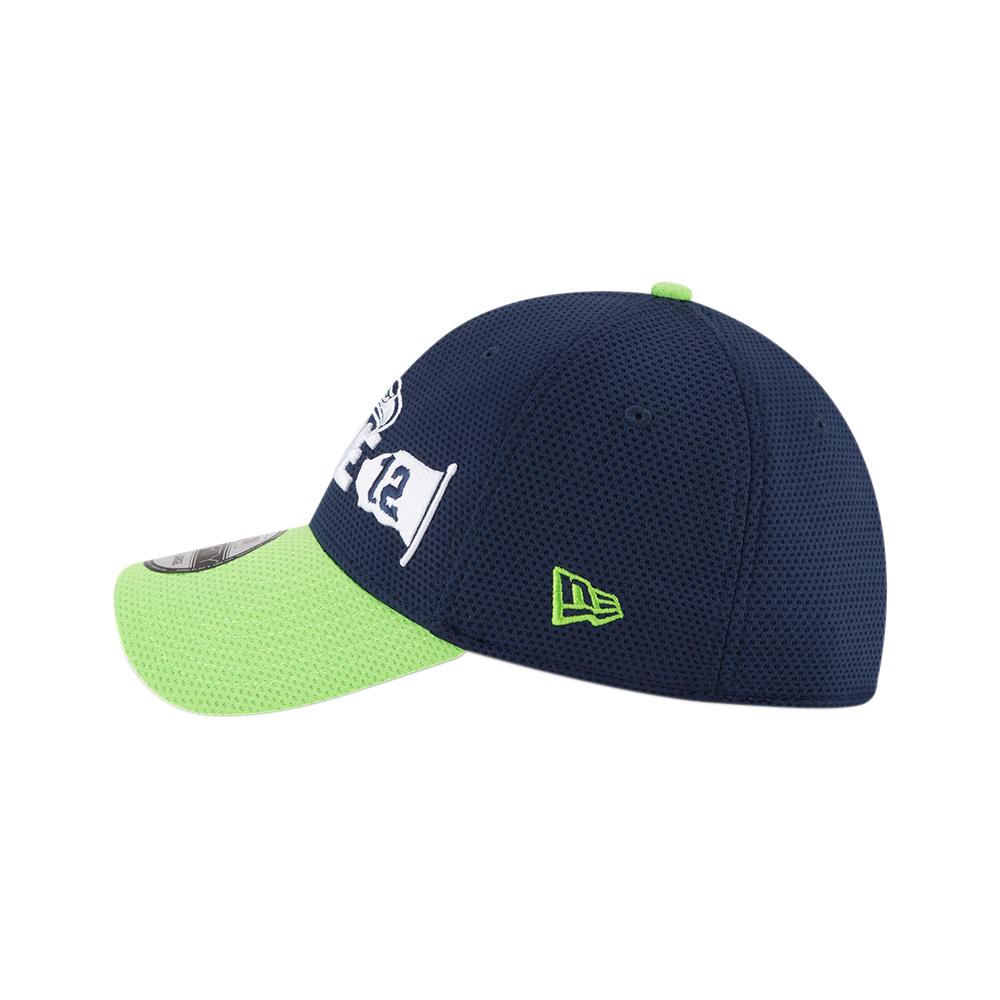 sale retailer 9a7de 96546 NFL Seattle Seahawks 2018 Draft Spotlight 39Thirty Cap