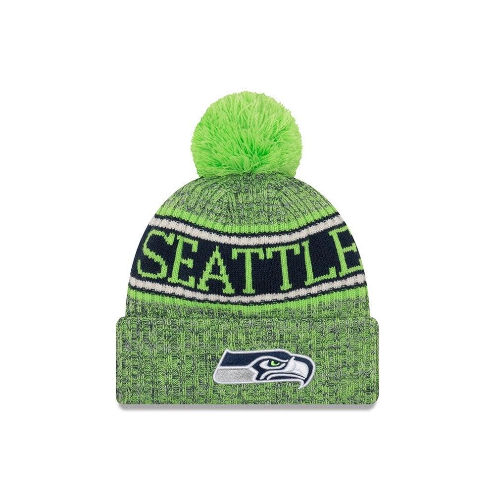 best service 3004f 3e7ce NFL Seattle Seahawks 2018 Sideline Reverse Sport Knit
