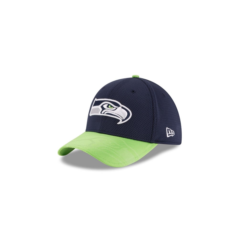 New Era NFL Seattle Seahawks 39Thirty Sideline Cap - Teams from USA ... 04051e5716ca