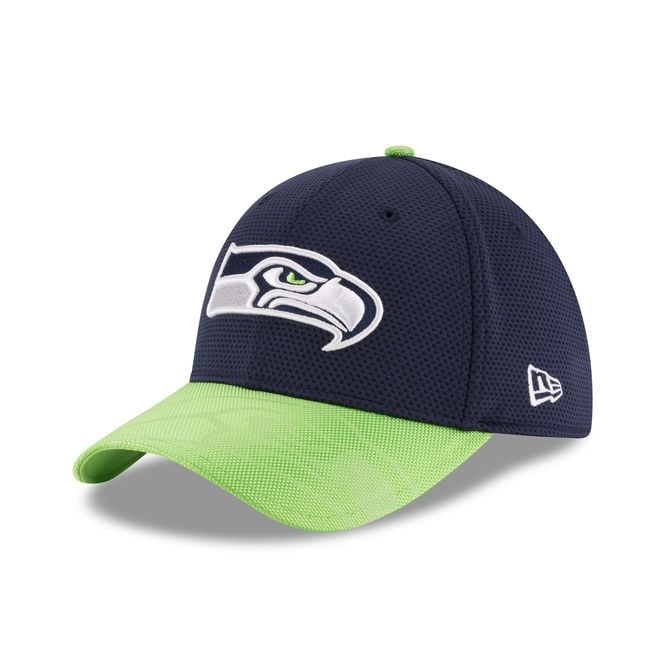 New Era NFL Seattle Seahawks 39Thirty Sideline Cap