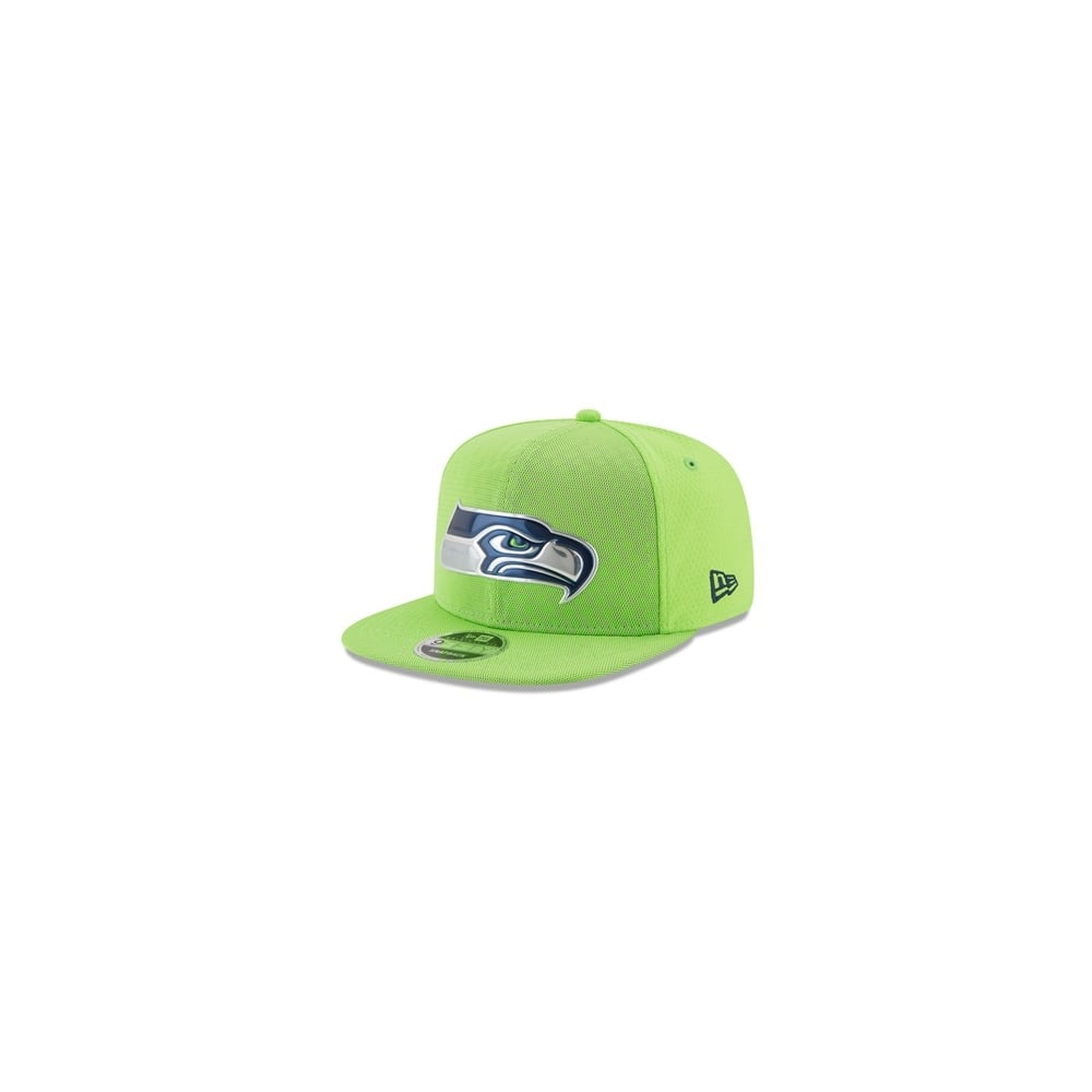 hot sale online 92a6c 082a4 ... coupon nfl seattle seahawks 9fifty 2017 color rush original fit  snapback cap 9d724 4c426