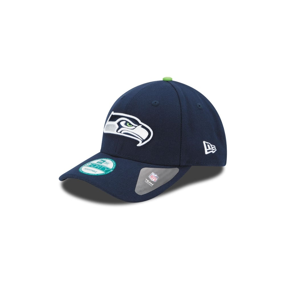 New Era NFL Seattle Seahawks The League 9Forty Adjustable Cap ... 533f48cde