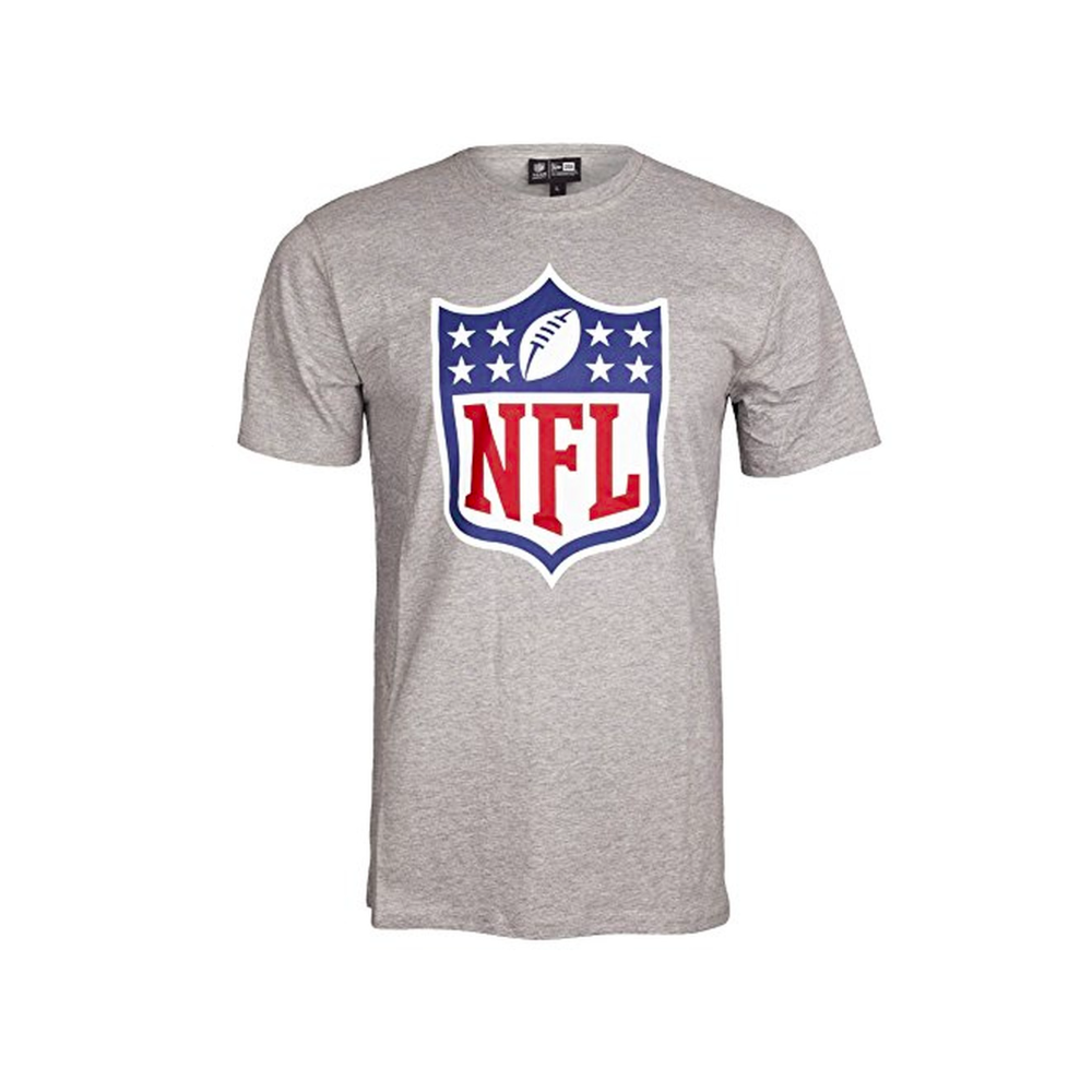 reputable site 7e3b6 40feb NFL Shield Logo T-Shirt