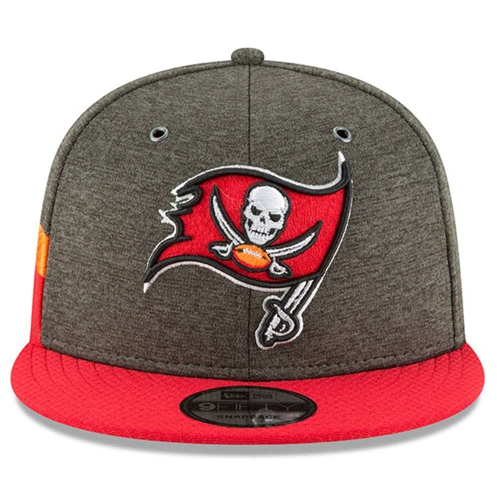 f3e91856 NFL Tampa Bay Buccaneers 2018 Sideline 9Fifty Snapback