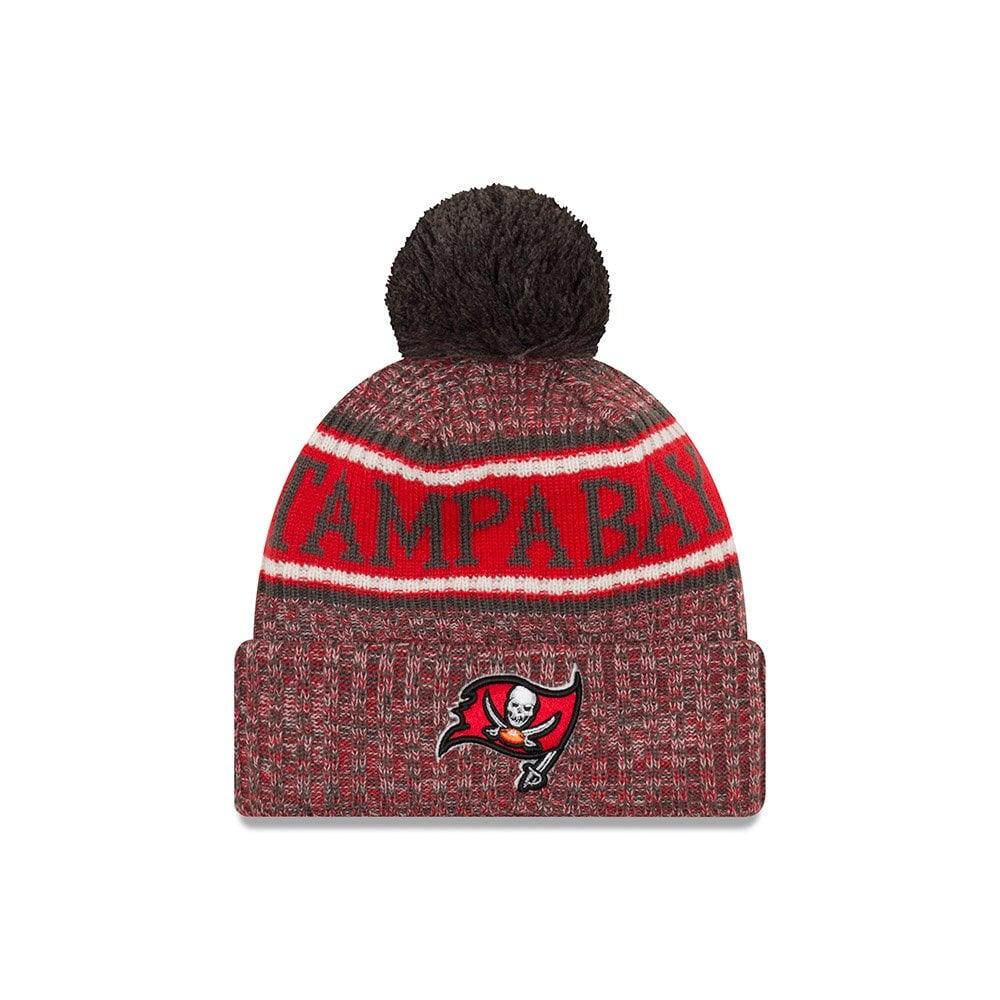 1971d898900 New Era NFL Tampa Bay Buccaneers 2018 Sideline Reverse Sport Knit ...