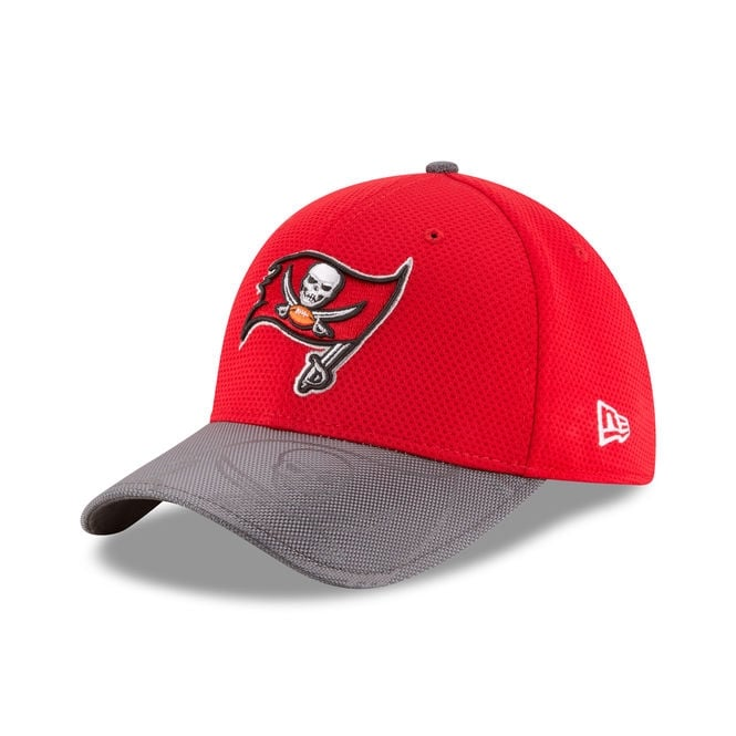 New Era NFL Tampa Bay Buccaneers 39Thirty Sideline Cap