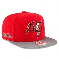 NFL Tampa Bay Buccaneers 9Fifty Sideline Snapback Cap