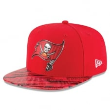 NFL Tampa Bay Buccaneers 9Fifty Colour Rush On Field Original Fit Snapback Cap