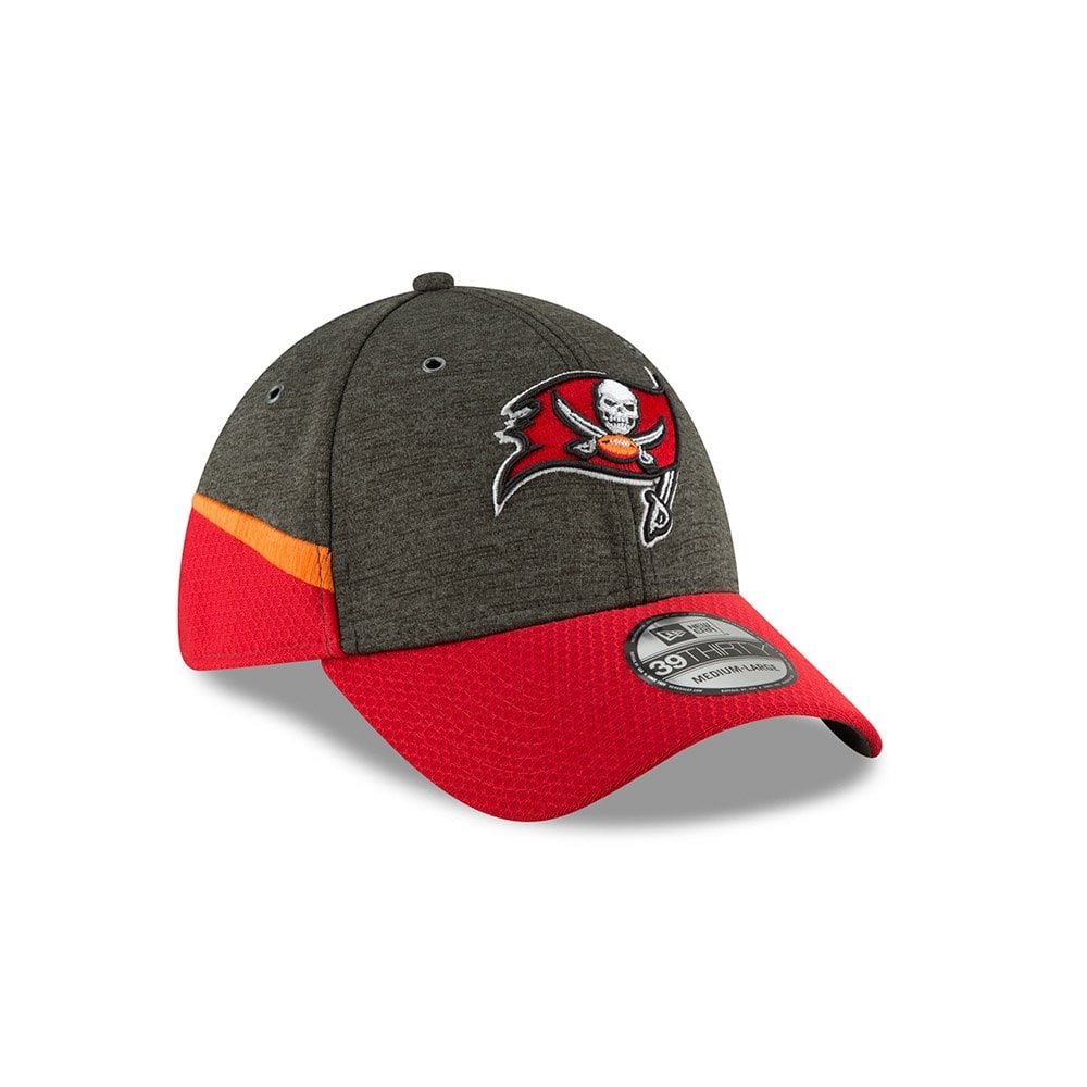 new concept 13a45 aaccc ... where to buy nfl tampa bay buccaneers sideline 2018 39thirty cap 14675  3426b